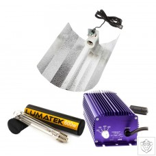 600W Euro Lumatek Digital Grow Light Kit Lumatek