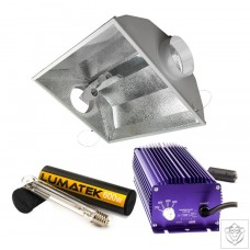 600W Goldstar Lumatek Digital Grow Light Kits Lumatek