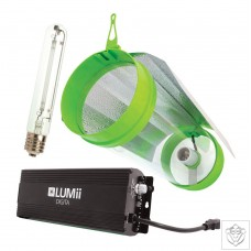 "LUMii 1000W DIGITA, 8"" AeroTube & Lamp kit"