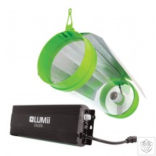 "LUMii 1000W DIGITA, 8"" AeroTube Kit - No Lamp LUMii"