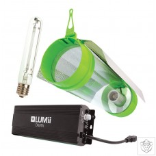 "LUMii 600W DIGITA, 6"" AeroTube & SunBlaster Kit"