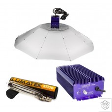 1000W Turrican Lumatek Digital Grow Light Kits Lumatek