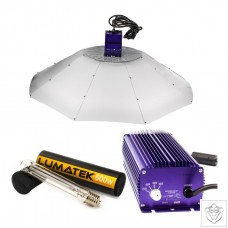 600W Turrican Lumatek Digital Grow Light Kits Lumatek