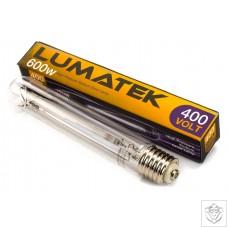 Lumatek 600W 400V HPS Lamp