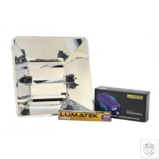 1000W Lumatek Pro DE (Double Ended) Reflector Kit