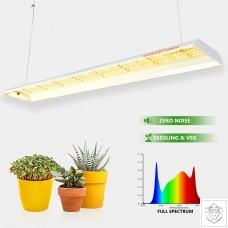 Spider Farmer SF600 74W LED Grow Light For Veg Spider Farmer