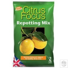 Citrus Focus Repotting Mix 2 Litres