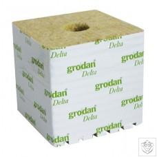 Rockwool Transplanting Cubes GroDan