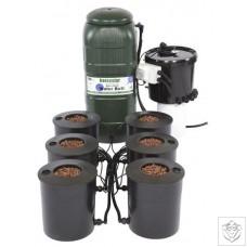 6 Pot IWS DWC System