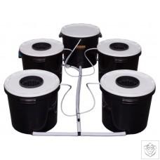 4 Pot Exodus RDWC System