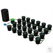 24 Pot Deep Water Culture DWC System