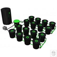 XL 16 Pot Deep Water Culture DWC System