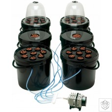 The AeroPod Professional Deep Water Culture aka The Bubbler Esoteric Hydroponics