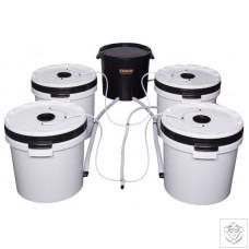 4 Pot Exodus Aeroponic System