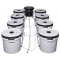8 Pot Exodus Aeroponic System Exodus