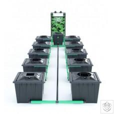ALIEN RDWC 10 Pot 36L Black Series