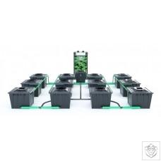 ALIEN RDWC 12 Pot 36L Black Series