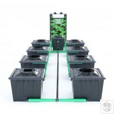ALIEN RDWC 8 Pot 36L Black Series