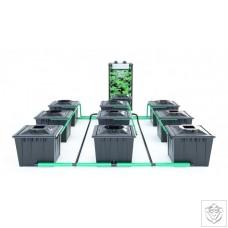 ALIEN RDWC 9 Pot 36L Black Series