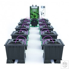 ALIEN AERO 10 Pot 30L Black Series Alien