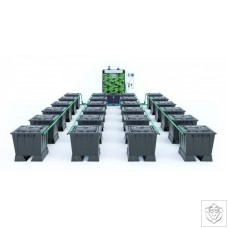 ALIEN RAIN 24 Pot 30L Black Series