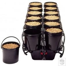 12 Pod DetachaPod System Esoteric Hydroponics