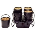 4 Pod DetachaPod System Esoteric Hydroponics