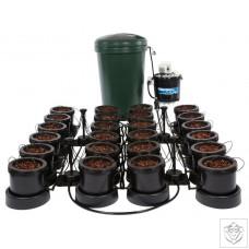 24 Pot IWS Dripper System Nutriculture