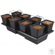New Wilma Large Wide 8 Complete - 11 Litre Pots