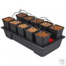 New Wilma Small Wide 10 Complete - 6 Litre Pots