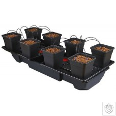 New Wilma XL Wide 8 Complete - 25 Litre Pots