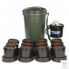 12 Pot IWS Flood and Drain System
