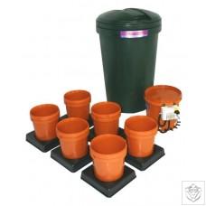 6 Pot V1 Multiflow Analogue System