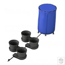 GoGro 15L 4 Pot System - 60L Flexible Tank