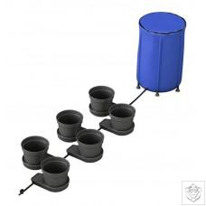 GoGro 15L 6 Pot System - 100L Flexible Tank