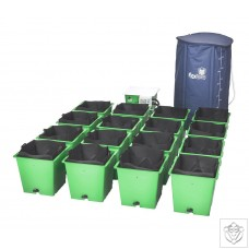 Green Man FD16 (FLEX) System - 16 Pot Green Man System