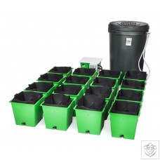 Green Man FD16 System - 16 Pot Green Man System