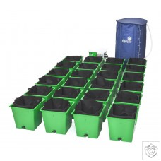 Green Man FD24 (FLEX) System - 24 Pot Green Man System