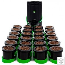 24 Pot Flood & Drain System Alien