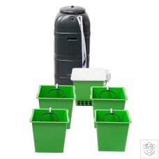 Green Man System 4 Pot RTW System Green Man System