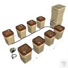 WaterFarm 8 Pot System GHE