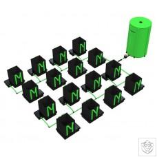 16 Pot XL 30L EasyFeed System EasyFeed