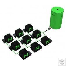 9 Pot XL 22L EasyFeed System EasyFeed