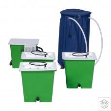 Green Man 3 Combi (FLEX) System - 3 Pot Green Man System