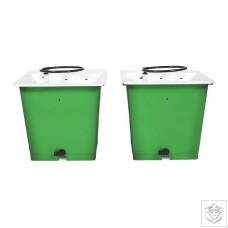 Green Man Combi Kit 2 Pot Package Green Man System