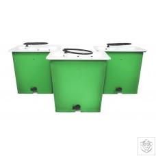 Green Man Combi Kit 3 Pot Package Green Man System
