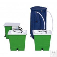 Green Man 2 Combi (FLEX) System - 2 Pot Green Man System