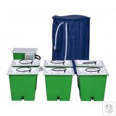 Green Man 6 Combi (FLEX) System - 6 Pot Green Man System