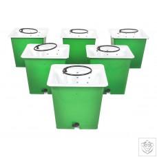 Green Man Combi Kit 6 Pot Package Green Man System