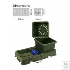 easy2grow Extension Kit AQUAvalve5 - 9mm AutoPot